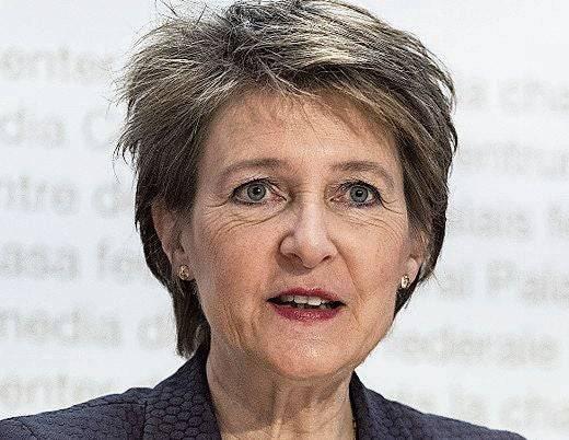 Will die Abweichler-Kantone auf Linie bringen: Justizministerin Simonetta Sommaruga.