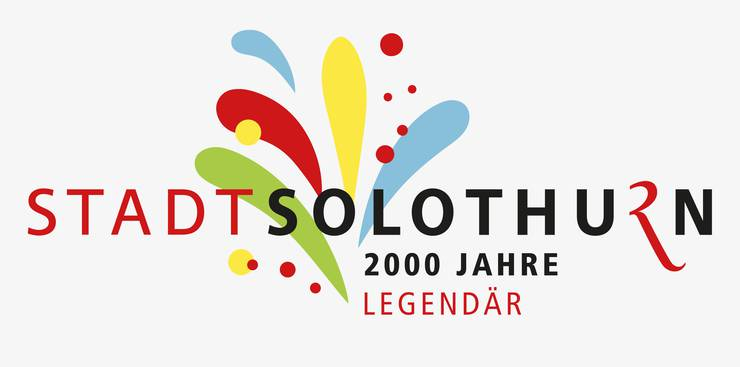 Das Logo zur 2000-Jahr-Feier in Solothurn