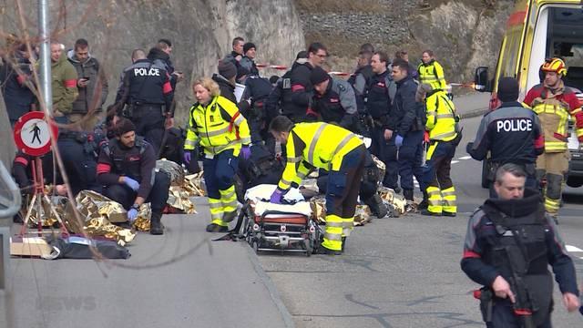 Blaulicht-Terror in Bremgarten