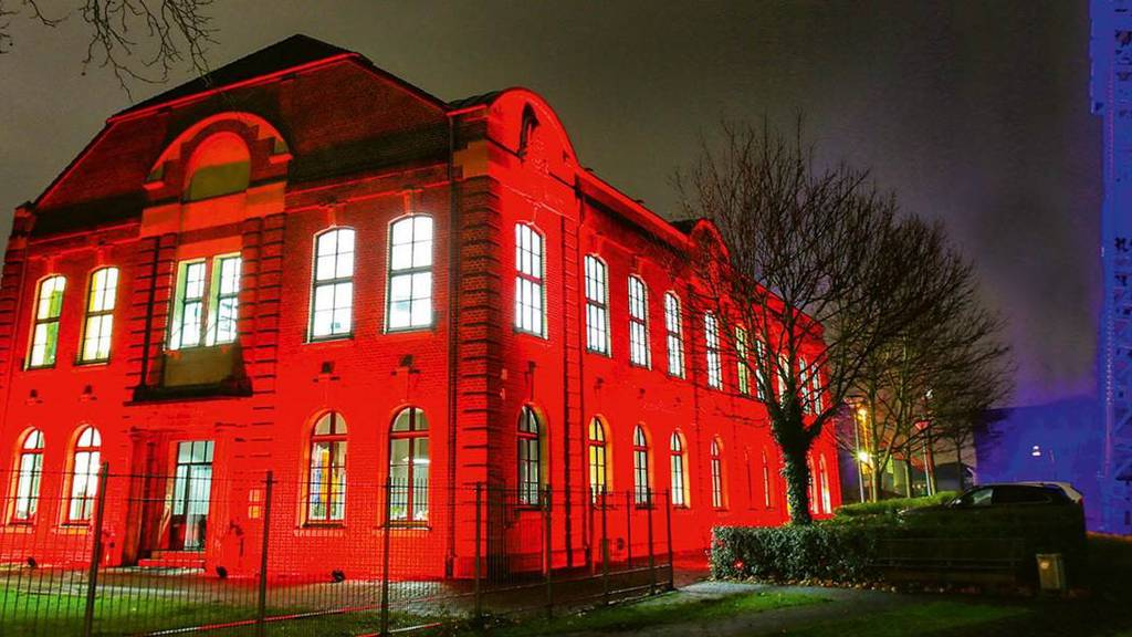 «Night of Light» - diese Kultur-Betriebe sehen rot