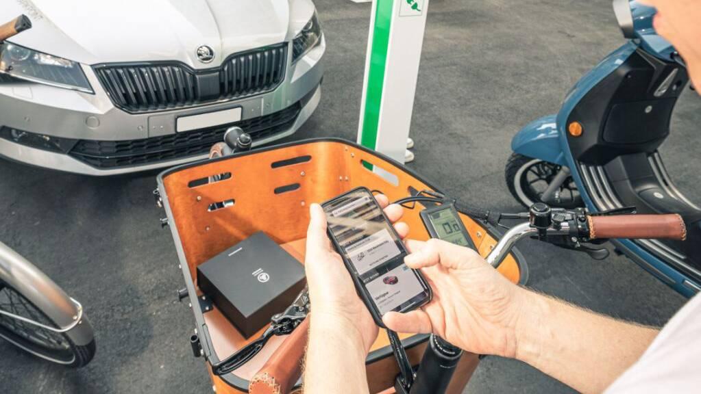 Vom Auto-Sharing bis zum Trotinett: Ein neues Tool gibt eine Übersicht der verschiedenen Mobilitätsangebote.