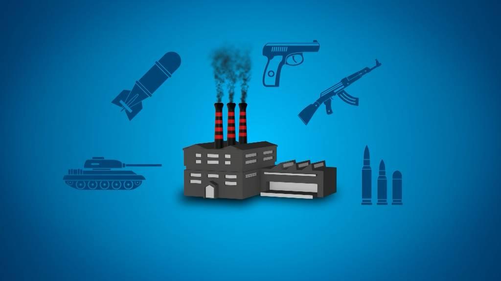 Kriegsgeschäfte-Initiative wird deutlich abgelehnt