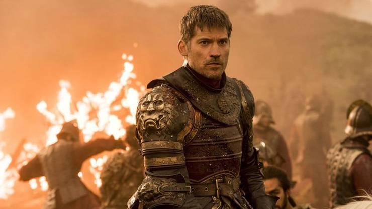 """Nikolaj Coster-Waldau, hier als Jaime Lannister in der Serie """"Game of Thrones"""", macht auch Selfies vor der Toilette. (Archiv)"""