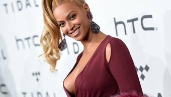 Beyoncé überrascht ihre Fans mit ihrem neuen Album. (Archiv)