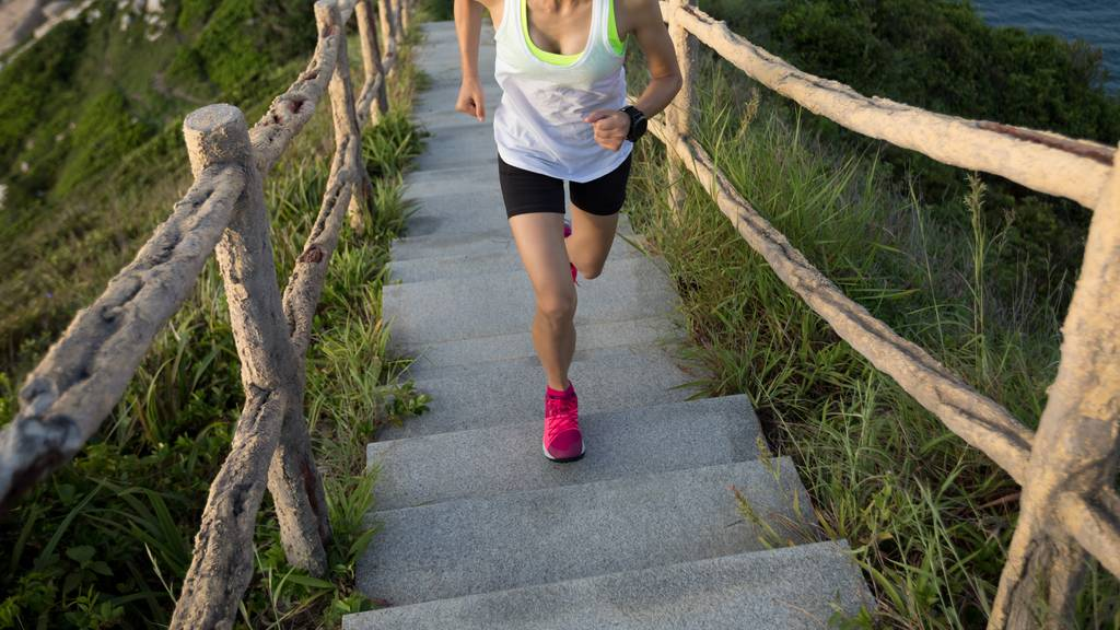60 Sekunden Intervall so effektiv wie 45-Minuten-Workout