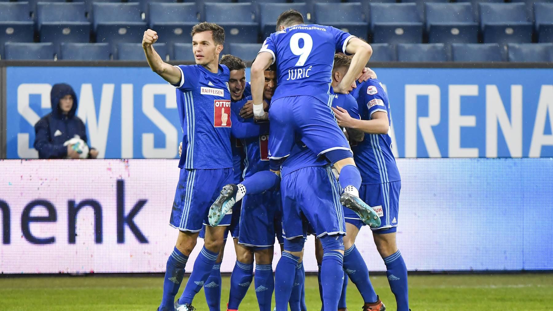 FCL: Cup-Viertelfinal steht vor der Tür