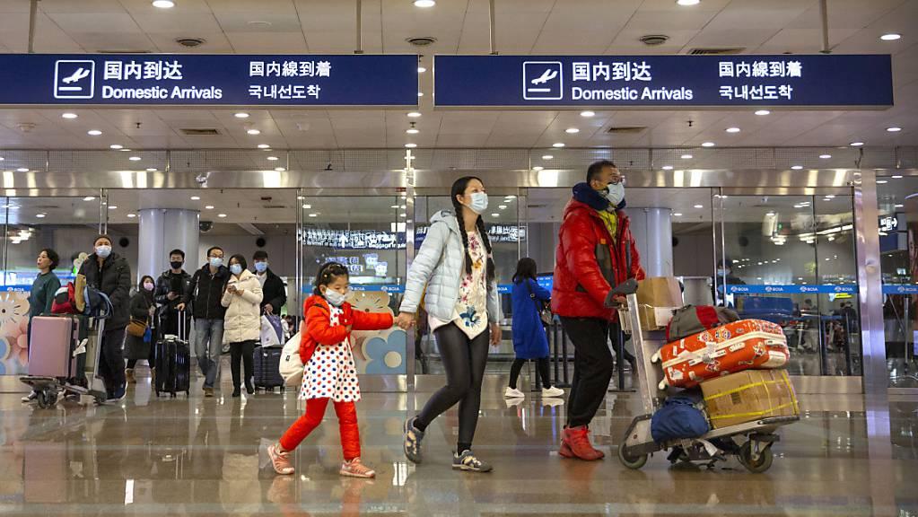 Das Wuhan-Virus führt nicht nur zu Einschränkungen im Transport, sondern löst auch an der Börse Verunsicherung aus.