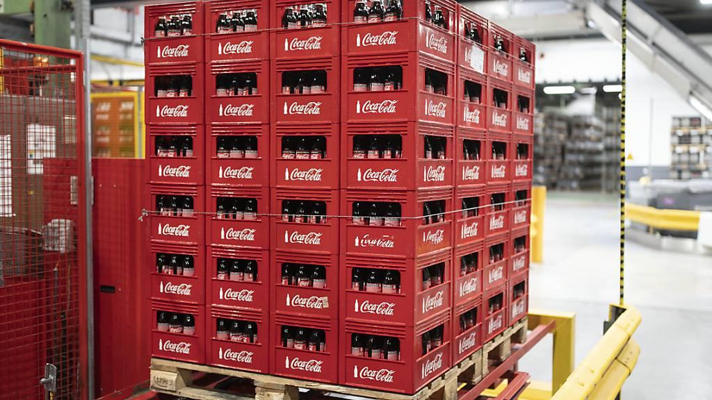 Coca Cola kehrt zurück auf den Wachstumspfad (Archivbild)