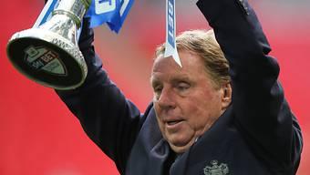 Schafft den sofortigen Wiederaufstieg: QPR-Coach Harry Redknapp