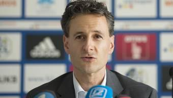 Philipp Studhalter offiziell als neuer Präsident im FC Luzern gewählt