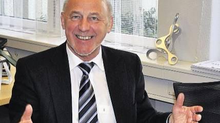 Hat heute Geburtstag und geht Ende Monat in Penson: Urs-Peter Müller aus St. Urban