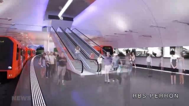 Mega-Bahnhofumbau Bern soll im Juli starten