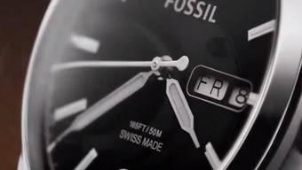 Die Fossil Group baut einen neuen Standort in der Schweiz.