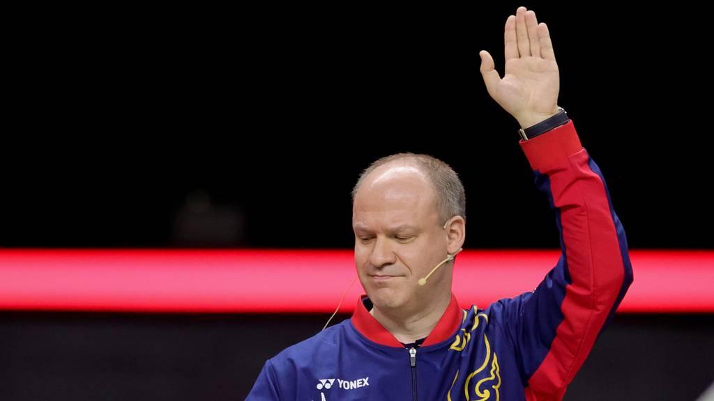 Ostschweizer Badminton-Schiedsrichter auf dem Weg nach Tokio