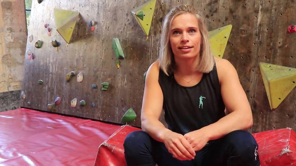 Astrid Sibon ist die beste Frau von «Ninja Warrior Switzerland»
