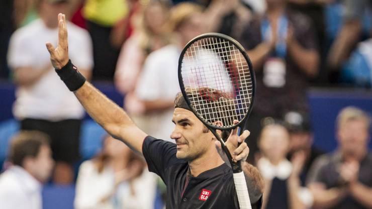 Roger Federer: «Darum versuche ich einfach, jeden Moment zu geniessen.»