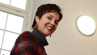 Regierungsrätin Monica Gschwind