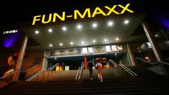 Das Fun-Maxx wird im September versteigert