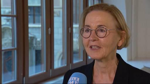Regierungsrätin Susanne Schaffner über das Polizeigesetz: «Das Gesetz zeigt auf, dass wir rechtsstaatliche Grenzen und Kontrollmechanismen haben»