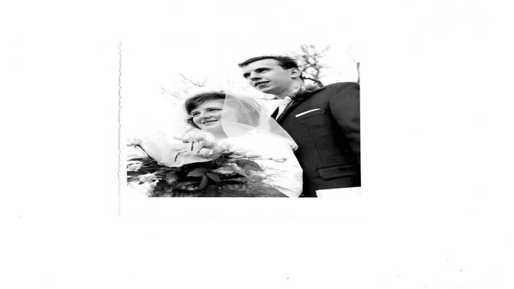 Goldene Hochzeit Arnold und Ruth Santschi-Frikart