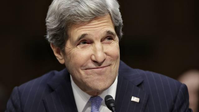 John Kerry (Archiv)
