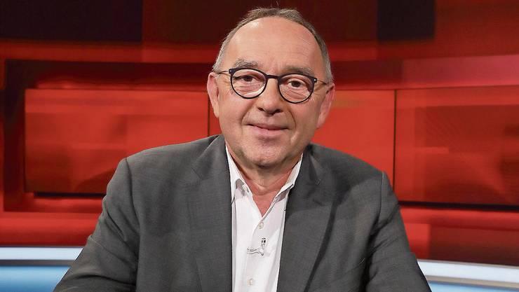 Spät berufen: Norbert Walter-Borjans (67) will es wissen.Bild: Imago (Berlin, 4. November 2019)