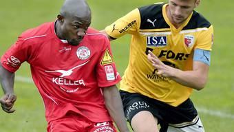 Patrick Bengondo schiesst Winterthur wieder an Tabellenspitze.
