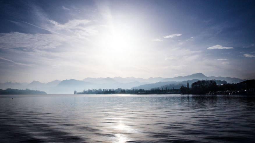 Zentralschweizer Seen sind sauber