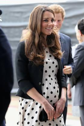 Kae Middleton geht in Mutterschaftsurlaub