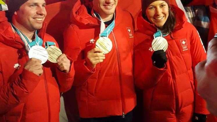 Olympische Spiele in Pyeongchang beendet