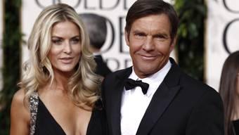 Dennis Quaid und Kimberly Buffington Quaid wollen getrennte Wege gehen: Dem Schauspieler steht somit die dritte Scheidung bevor. (Archiv)