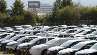 Eines der gebüssten Unternehmen ist die Amag Leasing AG mit Sitz in Baden-Dättwil.