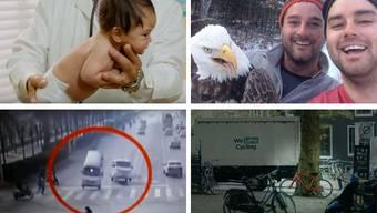 Mysteriös, schräg und sehr hilfreich: die Videos der Woche