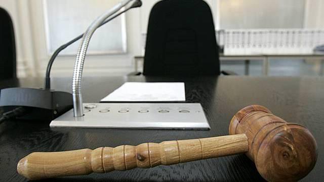 In einem Gerichtssaal (Symbolbild)