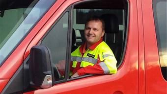 BDP-Nationalrat Bernhard Guhl ist selber aktiver Feuerwehrmann.