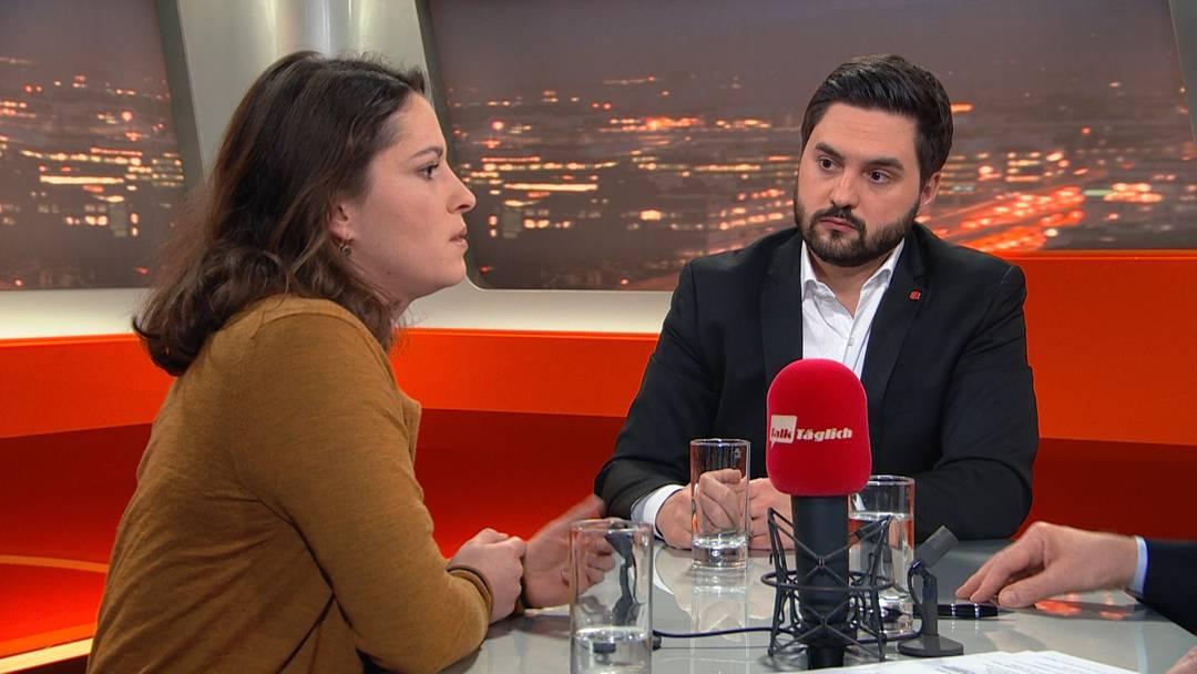 Meyer und Wermuth: Sind sie die richtigen für ein Co-Präsidium der SP?