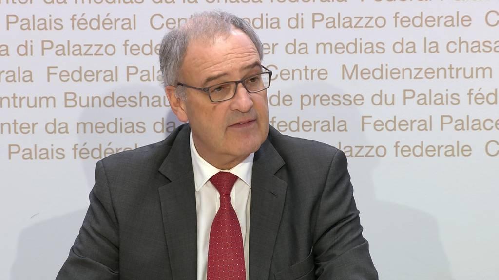 Bundesratsentscheid: «Zügeln ist weiterhin erlaubt.»