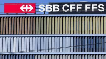 Immer vollere Züge, die immer unpünktlicher sind: die SBB haben 2019 in mancherlei Hinsicht ein Rekordjahr hinter sich. (Archivbild)
