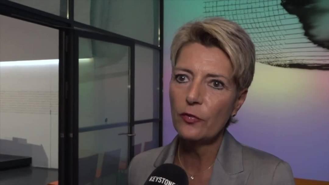 Bundesrat will Täter-DNA genauer analysieren – Justizministerin Karin Keller-Sutter