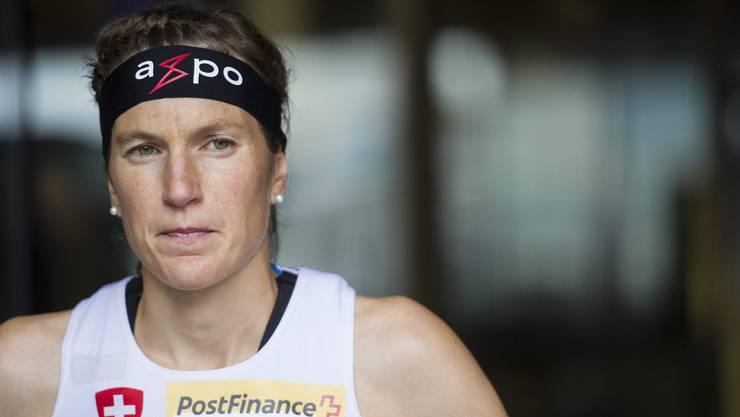 Die OL-Läuferin Simone Niggli-Luder (39) brachte während ihrer Karriere gleich zwei Kinder zur Welt.