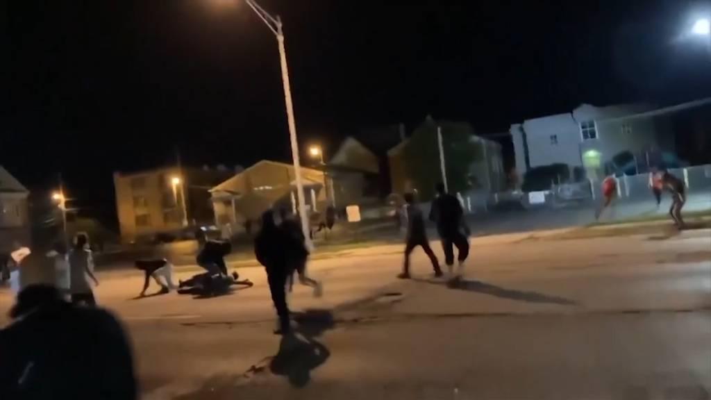 Mordanklage gegen 17-Jährigen nach Schüssen in Kenosha (USA)