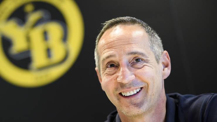 Adi Hüter kann Bern und YB mit einem Strahlen verlassen