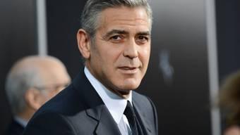 George Clooney soll für sein Lebenswerk geehrt werden (Archiv)