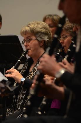 Neben Mozart spielte der Chor auch Salsa-Rhythmen
