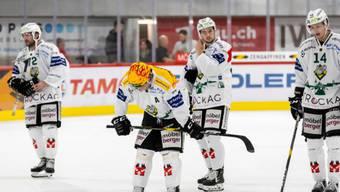 Eishockey, Swiss League, 7. Runde,  EHC Visp - EHC Olten (01. Oktober 2019)