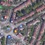 Kurz vor dem Neuwilerplatz kam es in der Neubadstrasse zu einer Streifkollision zwischen einem Fahrrad und einem Personenwagen.