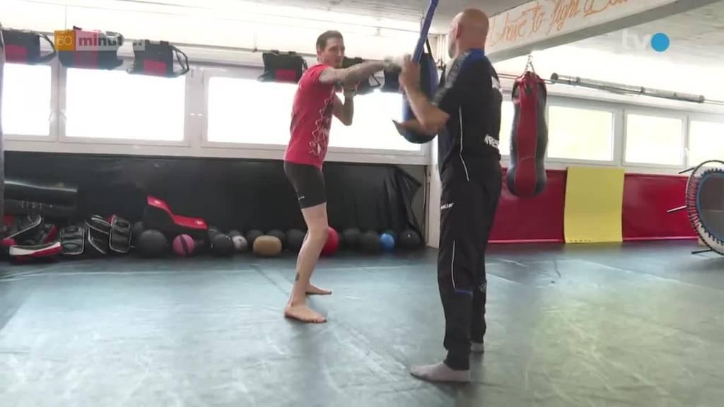 Mit Kampfsport raus aus der Neo-Nazi-Szene