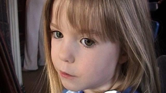 Die Polizei sucht weiterhin nach Maddie