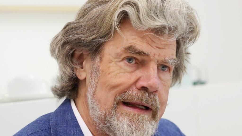 Der österreichische Extrembergsteiger Reinhold Messner (76) ruft angesichts des neuesten Uno-Klimaberichts zur Genügsamkeit auf: Konsumverzicht «könnte die Lage der Welt verbessern».