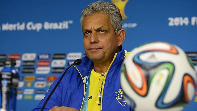 Ecuadors Nationalcoach Reinaldo Rueda